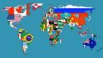 mapa mon banderes